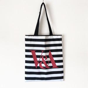 V&A design tote bag / TB-003WT