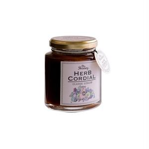 MY HONEY エルダーフラワーコーディアル クラシックジンジャー【蜂蜜とハーブが薫るリラックスシロップ】