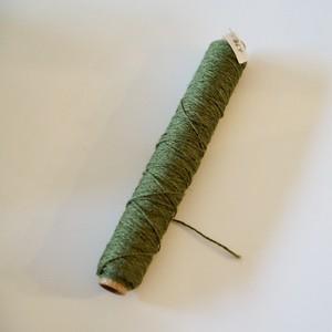 スウェーデン製 ビンテージ糸 ① グリーン