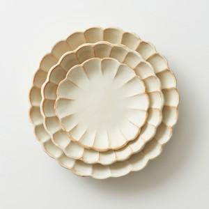 kinariフラワーシェイプ皿 3枚セット[0130211967]