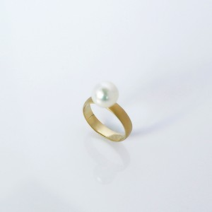 FREELY / Ring (Natural White , Honing)
