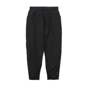 EASY TAPERED PANTS -BLACK
