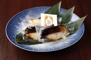銀鱈の酒粕西京焼き(100g×3個)真空パック・冷蔵
