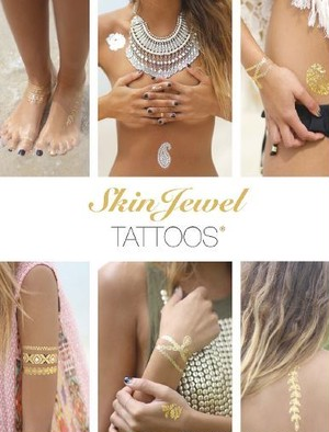 Skin Jewel TATTOOS Key West タトゥシール