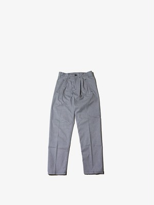"EACHTIME. ""2Tuck Pants"" Hounds Tooth Check"