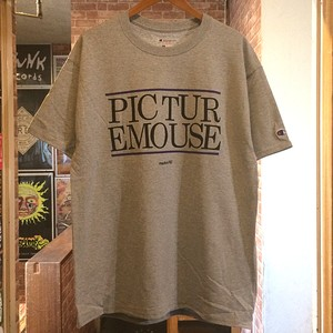 PICTURE MOUSE 2018 [USE] S/S Tsh (グレー)