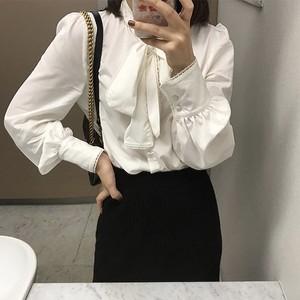 ribbon blouse ZR2324