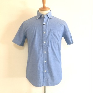 Widespread BD S/S Shirts Blue Dungaree