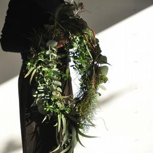 christmas wreath no.15