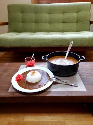 黒岩カリー飯店 カレールウ レトルトパウチ(2キロ・約10食)