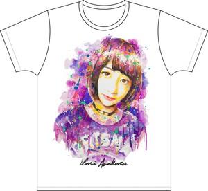 """BenjaminJasmine """"SUISAI"""" Tシャツ【浅倉うみ推し】"""