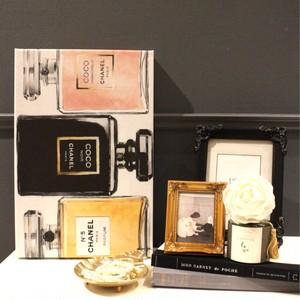 【Oliver Gal】Classic Perfume Stacked オリバーガル 香水 シャネル CHANEL 海外インテリア 韓国風 ウォールアート アートフレーム 絵