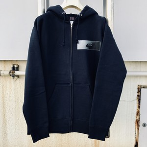 RE:OMG ZIP HOODY (NAVY) 送料込