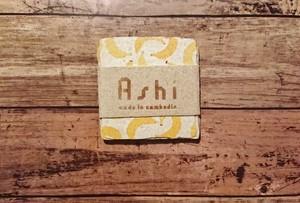 Ashi|亜紙 Coaster*Banana コースター