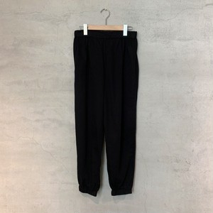 【COSMIC WONDER】Organic cotton meditation pants/古白・黒・灰月色・藁/10CW11081-1
