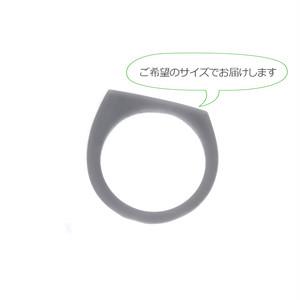 UV硬化樹脂 / 3Dモデル (リング) / Like me♪ つやつやノーマル