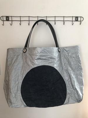 untidy plustic bag横長zip付き