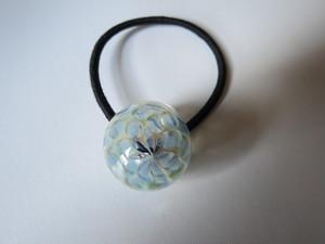 【玉響glass】ガラスヘアゴム LP17-07