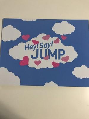Hey!Say!サマーコンサート'09 JUMP天国 パンフレット