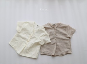 【予約販売】maison shirts