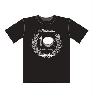 Studio Hideaway T-shirt BLK