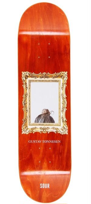 Sour Skateboards Gustav Tonnesen Bun Deck 8.375 サワー