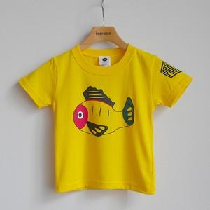 Tシャツ キッズ 健康きぶな【疫病退散シリーズ】