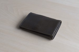 PLAY WALLET - ARIZONA LEATHER [DARK OLIVE]