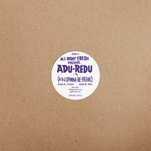 "【残りわずか/12""】DJ Spinna  -  Adu-Redu (A DJ Spinna Re-Freak)"