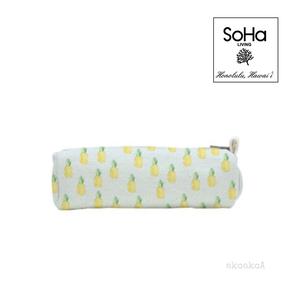 SoHa LIVING[ソーハリビング]パイナップル スライス ペンケース / ハワイアン/ ポーチ