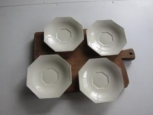 Creil et Montereau オクトゴナル 小皿b