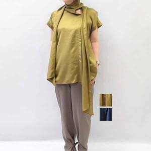 FLORENT(フローレント) Neck Blouse 2021春物新作 [送料無料]