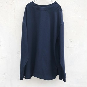 YANTOR  Triace drop pullover navy
