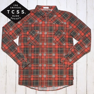 [クリックポスト対応] TCSS FREEWAY L/S SHIRTS ティーシーエスエス The Critical Slide Society SFS160