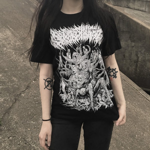 【再入荷】The Penitent and the Putrid T-shirt