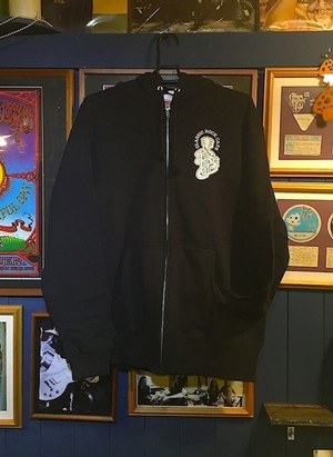 ORIGINAL ZIP-UP PARKA (Black only)