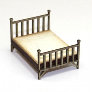 【予約発注】 Double Brass Bed 28S-FAB-024