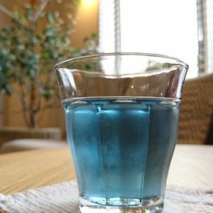【夏限定】夏の青いお茶~水出しレモングラス~