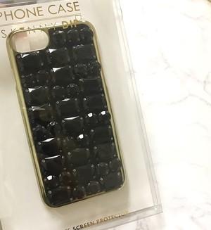 iPhone7&8用 SKINNYDIP ブラックビジュー VIENNA ケース