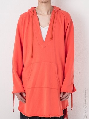 【AG by EXPERIMENT】LONG HOODY