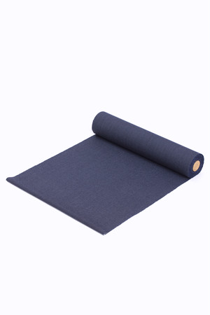 羽織 / シルクウール / 万筋 / Navy(With tailoring)