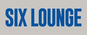 SIX LOUNGEのNEW LOGOフェイスタオル