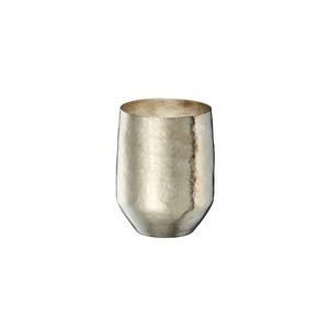 SUSgallery (サスギャラリー) 真空チタンカップ TITANESS Tumbler Basic line 【Goblet Antique Gold 400ml】