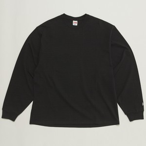FAT L/S TEE - BLACK
