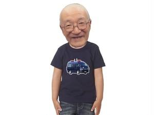 Hey & Ho. コクラ支店 キッズTシャツ 【ネイビー】