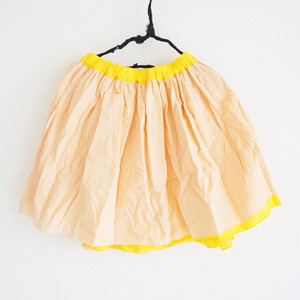 AIRY SKIRT DYED