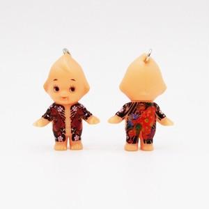 【大江戸桜】唐獅子牡丹【刺青キューピー】