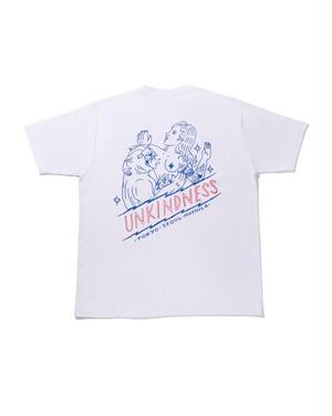 イナズマ「AUGGIE」X「UNKINDNESS TOKYO」新ボディTシャツ