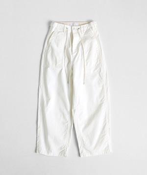 【SETTO】WIDE BAKER PANTS (UNISEX) ワイドパンツ ベイカーパンツ ワイド セット ユニセックス