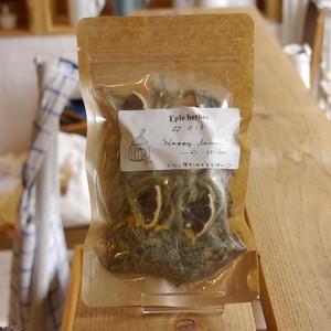 ハッピーレモン! ハーブティー  #13 Eple herbes